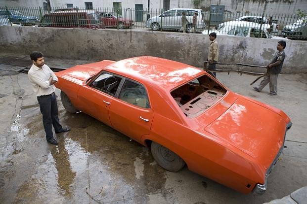 Old Junk Cars For Sale >> What Are The Different Ways To Sell Vehicles For Scrap