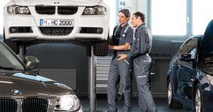 Mercedes service in Montclair