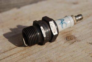 vintage spark plugs