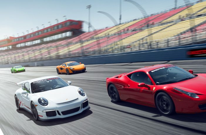 Safety Features of Modern Racing Cars