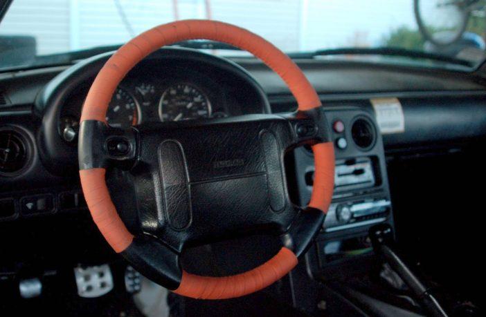 steering wheel wrap