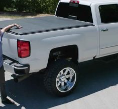 Retractable Tonneau Covers or Roll Top Covers